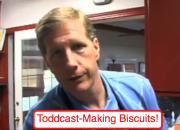 Toddcast- making Biscuits Image
