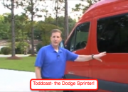 Toddcast- the Sprinter